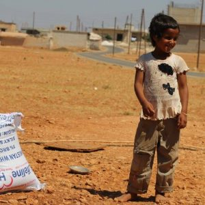 UPDATE: Rice Distributions in Southern Aleppo