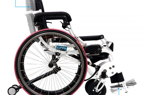 Wheelchair appeal